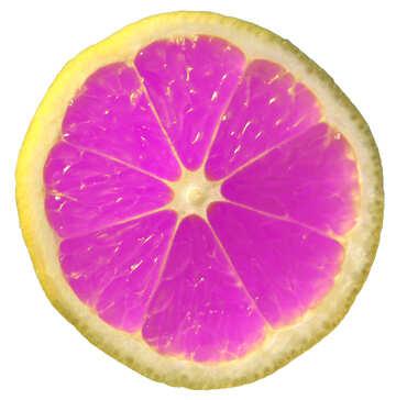 Pink lemon №40830