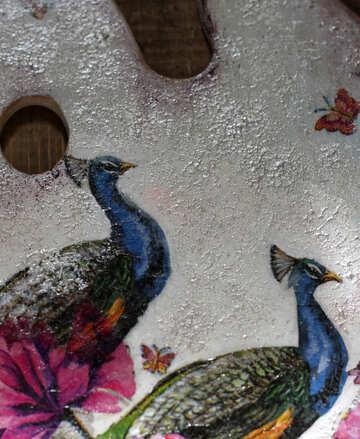 Old peacocks №40859