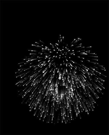 Fireworks textures №40032