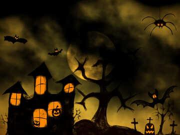 Хэллоуин №40472