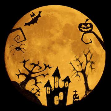 Halloween clipart №40469