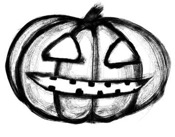 Halloween Pumpkin clipart №40582