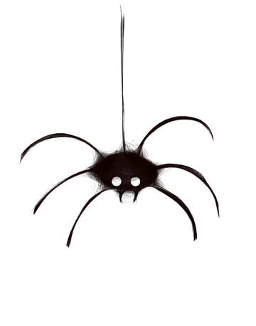 Clipart for Halloween spider