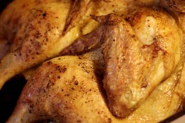 Baked chicken №40899