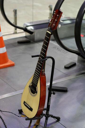 Chinese guitar №40976