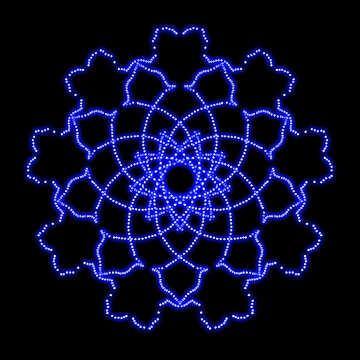 Geometric pattern №40046