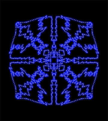 Cosmic pattern №40218