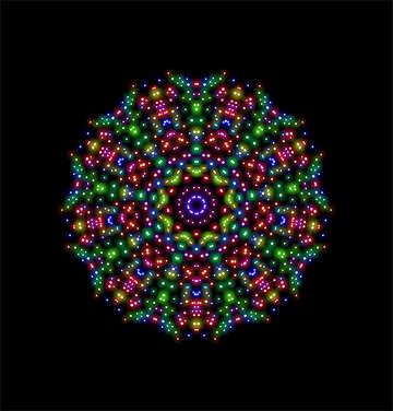 Beautiful pattern №40322