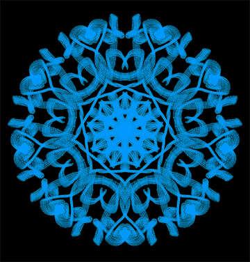 Pattern for needlework №40296