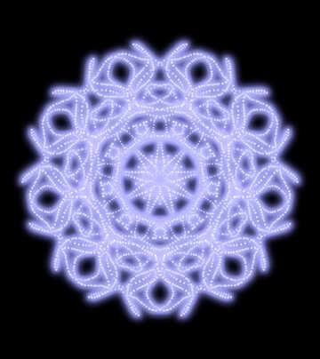 Star ornament pattern №40575