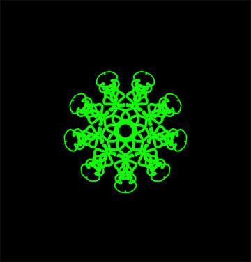 Ornament pattern №40396