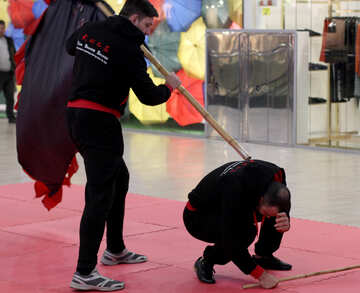 Chinese martial arts show №40986