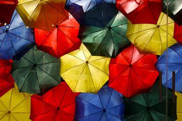 Texture umbrellas №40968