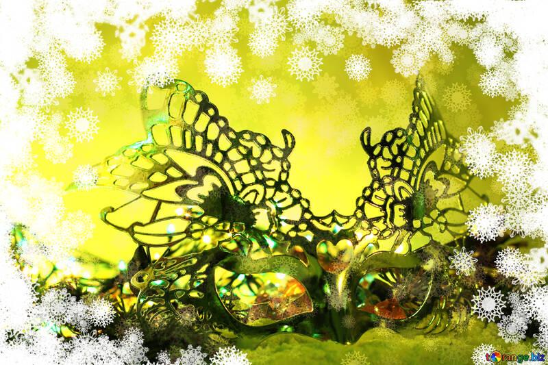 Weihnachts-Kugel №40717