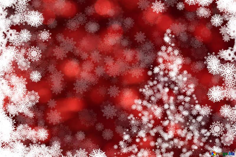 Bellissimo sfondo Natale e anno nuovo №40688