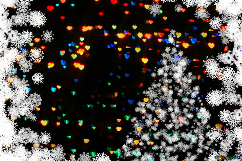 Festive background for Christmas and new year №40715