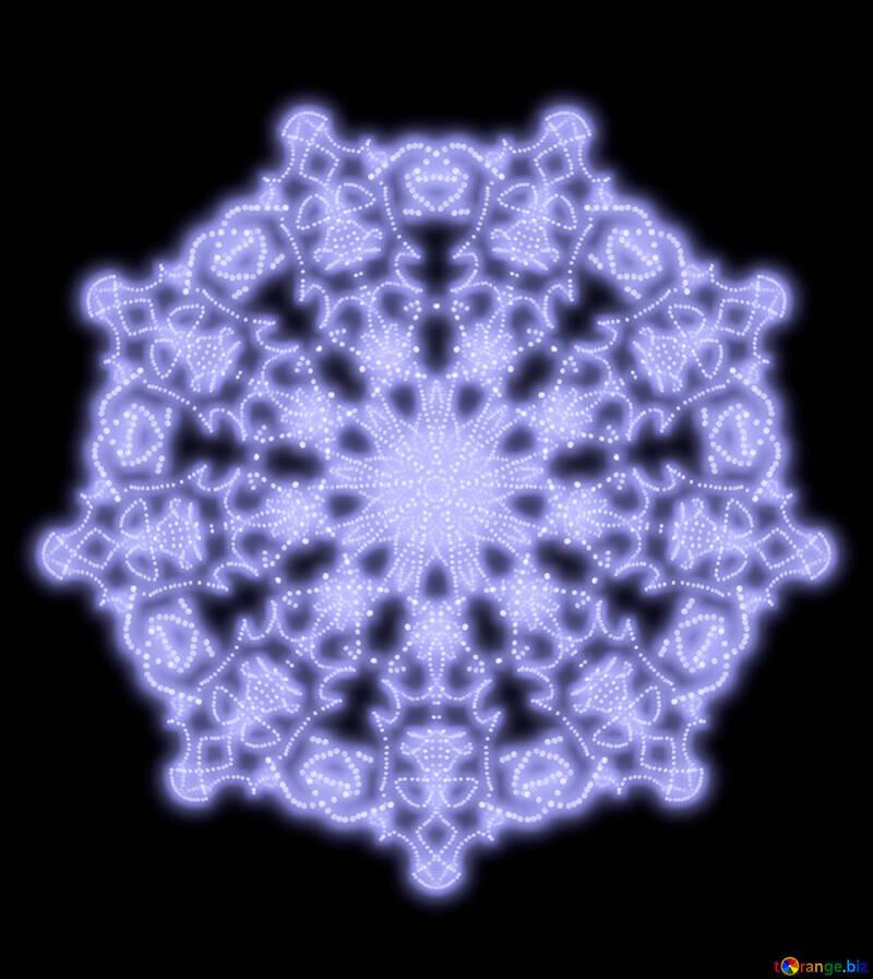 Snowflake №40541