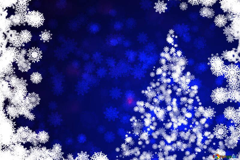 New year tree clipart №40701