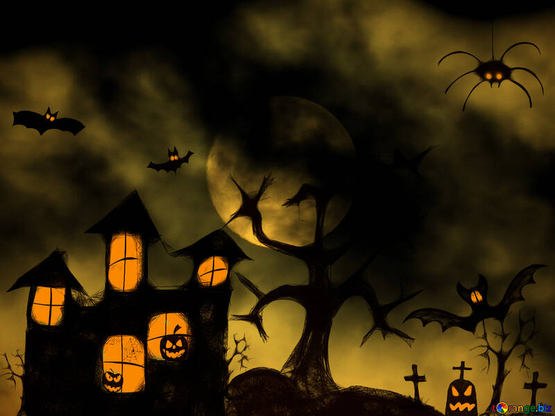 Halloween №40472
