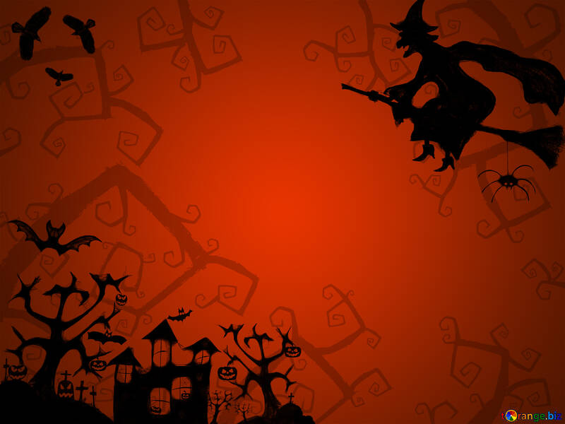Halloween background №40580