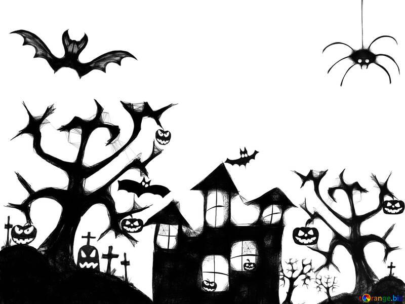 Cliparts für halloween clipart für halloween halloween № 40497