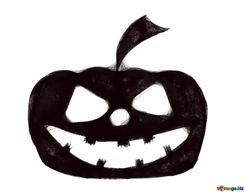 Cliparts für halloween clipart halloween kürbis halloween № 40495