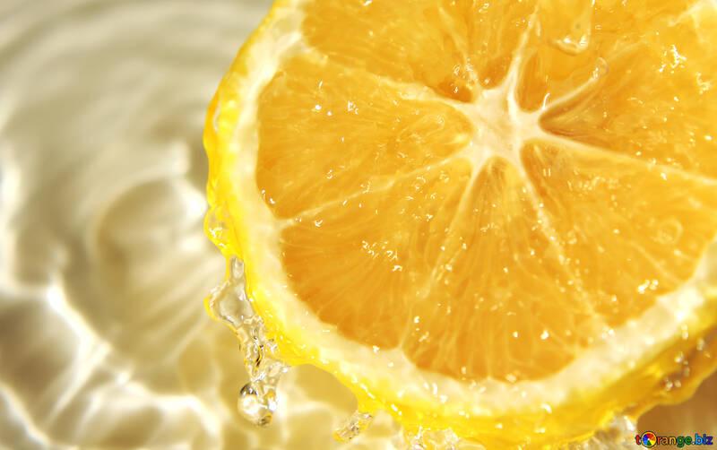 Lemon freshness №40749