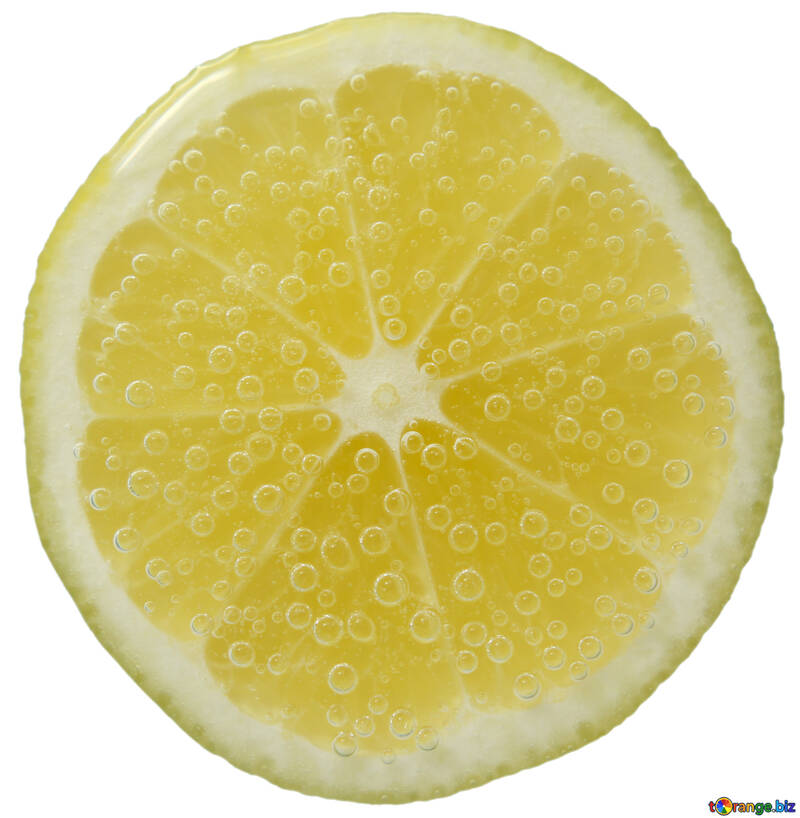 Lemon isolated №40744