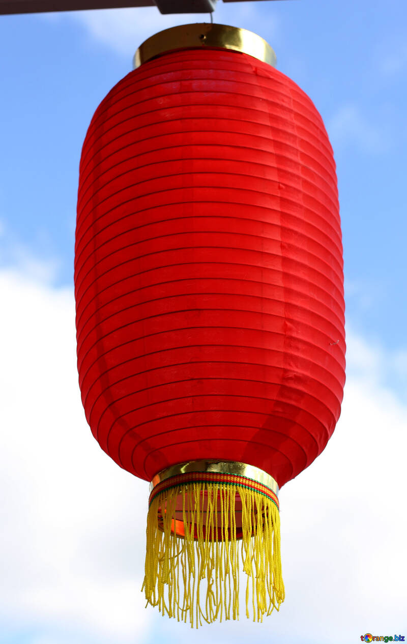 Китайский фонарик №40955