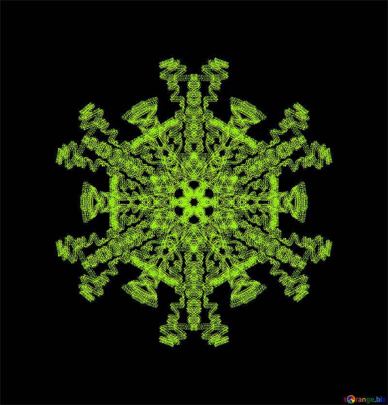 Ornament pattern №40335