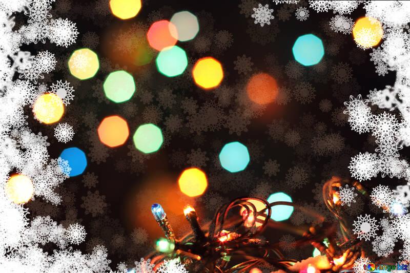 Christmas background №40716