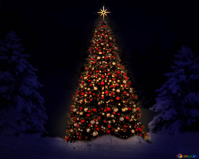 New Year Tree №40738