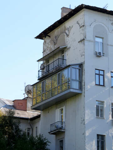 Removal of balcony №41197