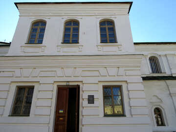 Old building with beautiful facade №41205