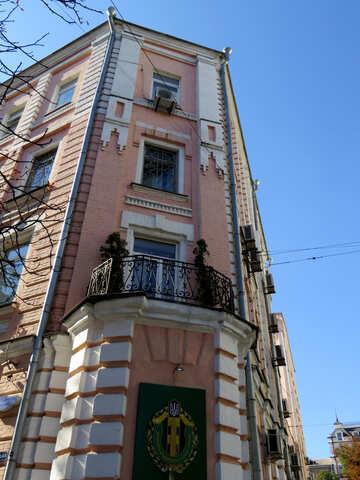 Old building in Kiev №41081