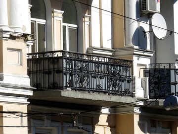 Balcony №41033