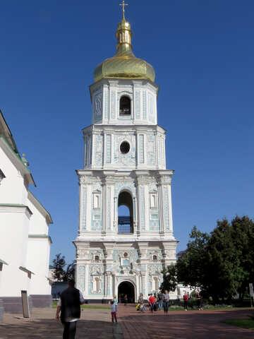 Kiev belfry №41227