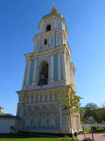 Saint Sophia Cathedral in Kiev №41123