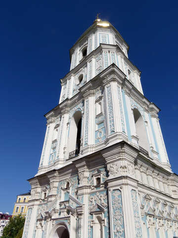 St. Sophia Cathedral Bell Tower №41113