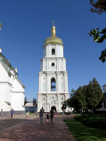 Cathedral Of Kiev №41226