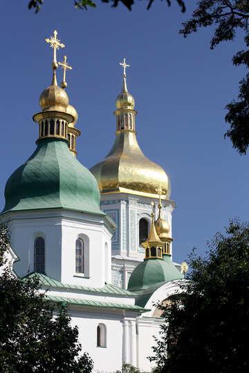 Saint Sophia Cathedral in Kiev №41899