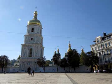 Киев Софиевская площадь №41101
