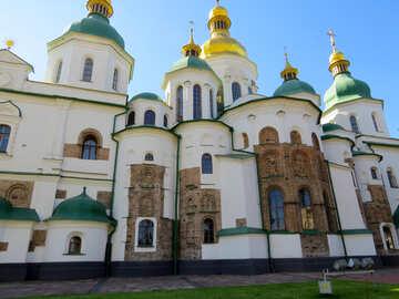 Saint Sophia Cathedral in Kiev №41121