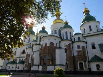 Saint Sophia Cathedral in Kiev №41132