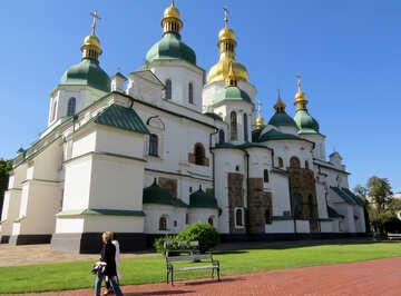 Saint Sophia Cathedral in Kiev №41105