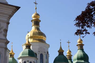 Saint Sophia Cathedral in Kiev №41821