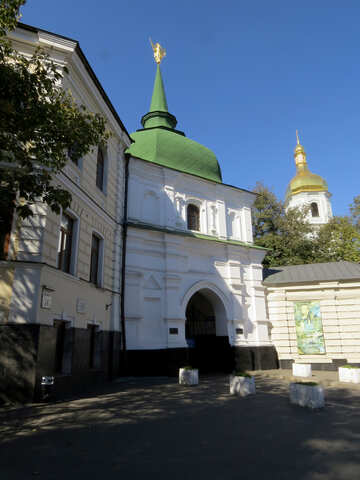 Gate to the Saint Sophia Cathedral №41083