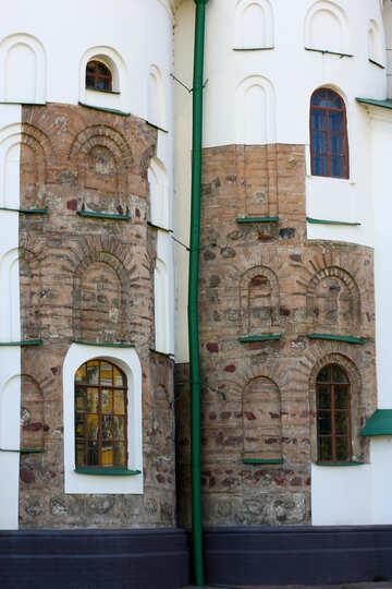 Remains of ancient masonry №41861