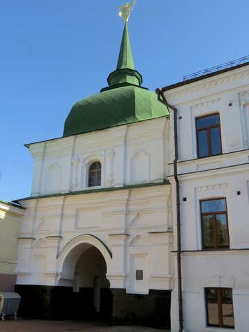 Entrance to the Cathedral of St. Sophia №41207