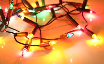 Christmas Garland №41279